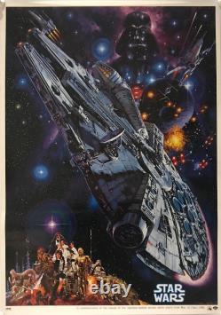 Star Wars Japanese B2 Commemorative (RR1982) Original Film Poster